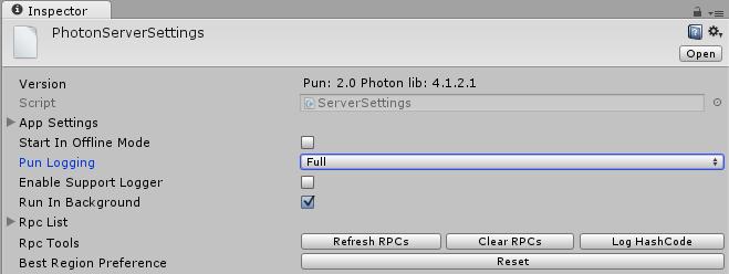 1 - Lobby | Photon Engine