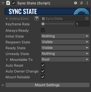 State Sync Component